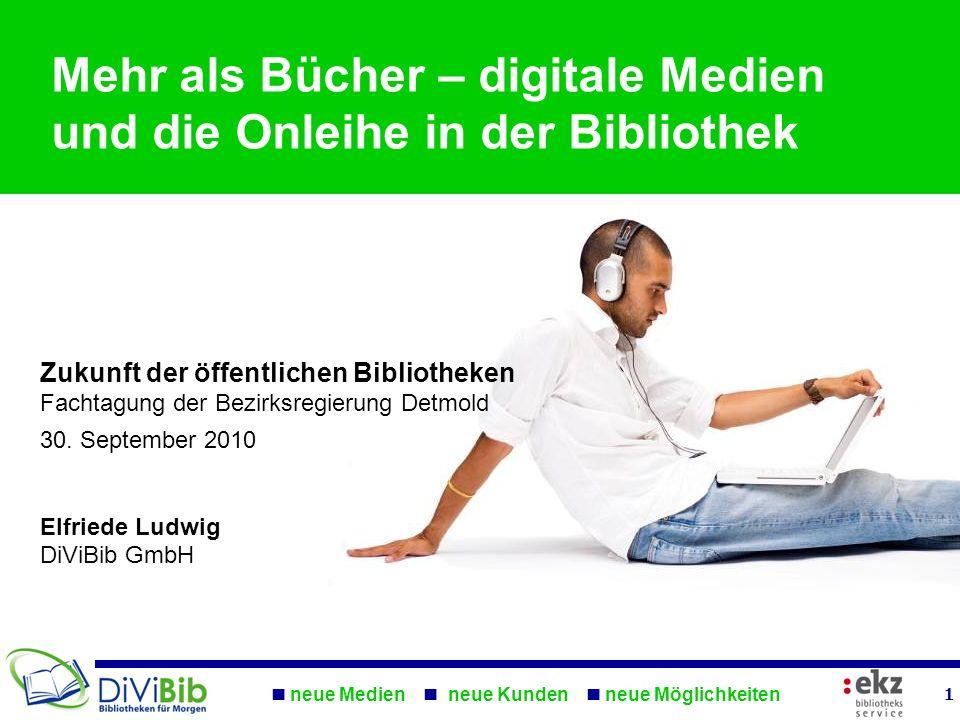 Mehr als Bücher – digitale Medien und die Onleihe in der Bibliothek