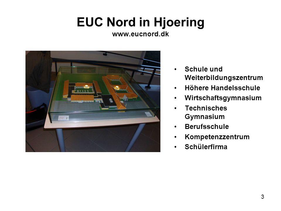 EUC Nord in Hjoering www.eucnord.dk