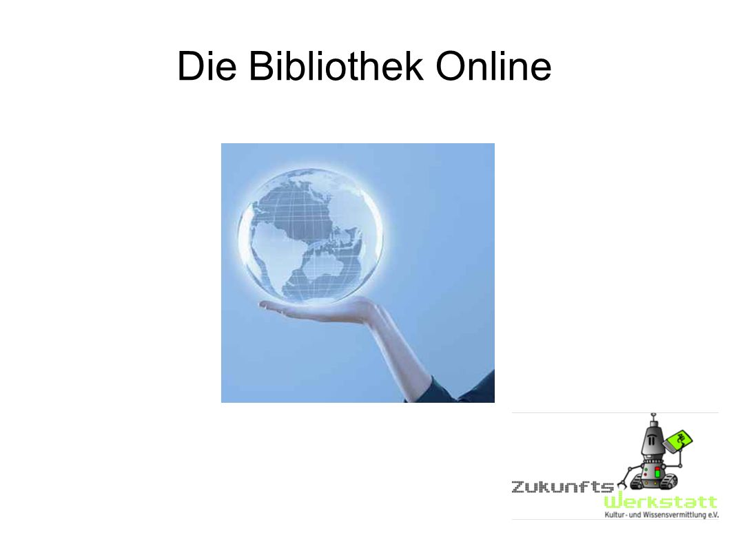 Die Bibliothek Online