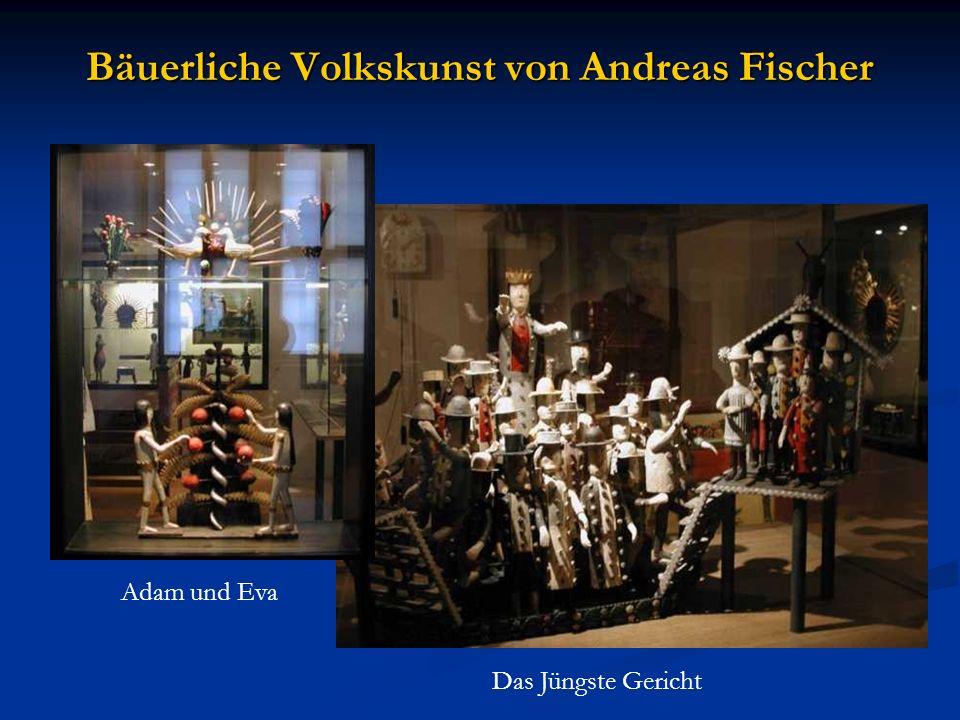 Bäuerliche Volkskunst von Andreas Fischer