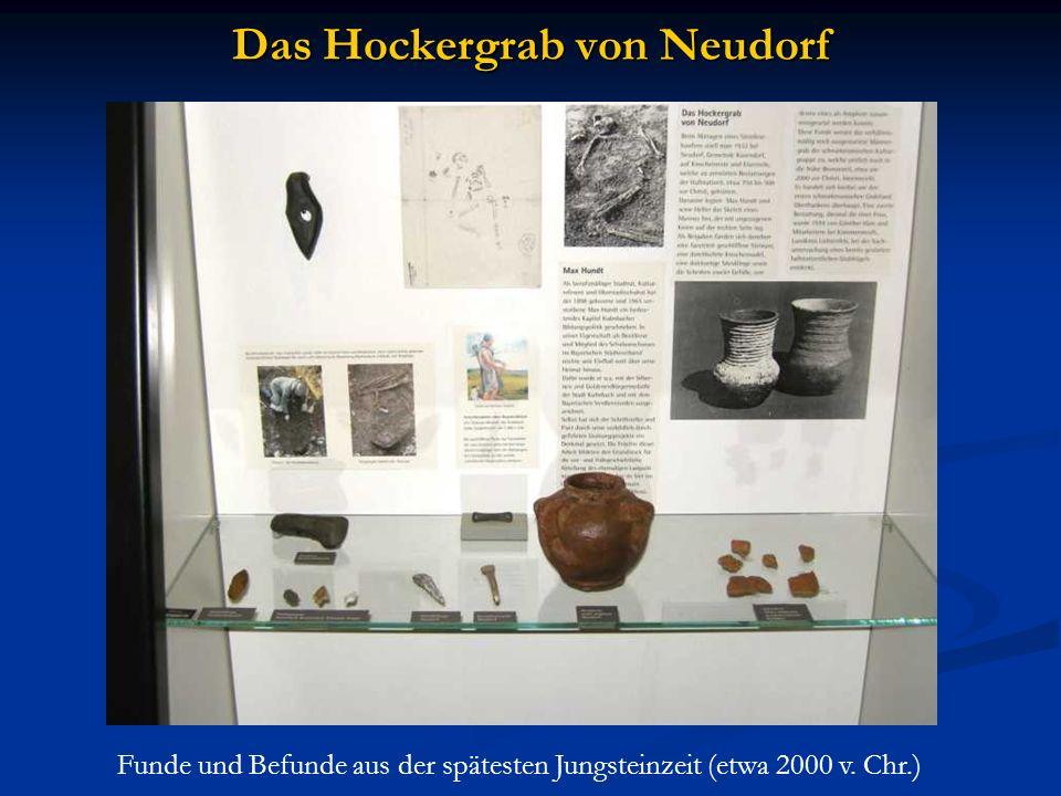 Das Hockergrab von Neudorf