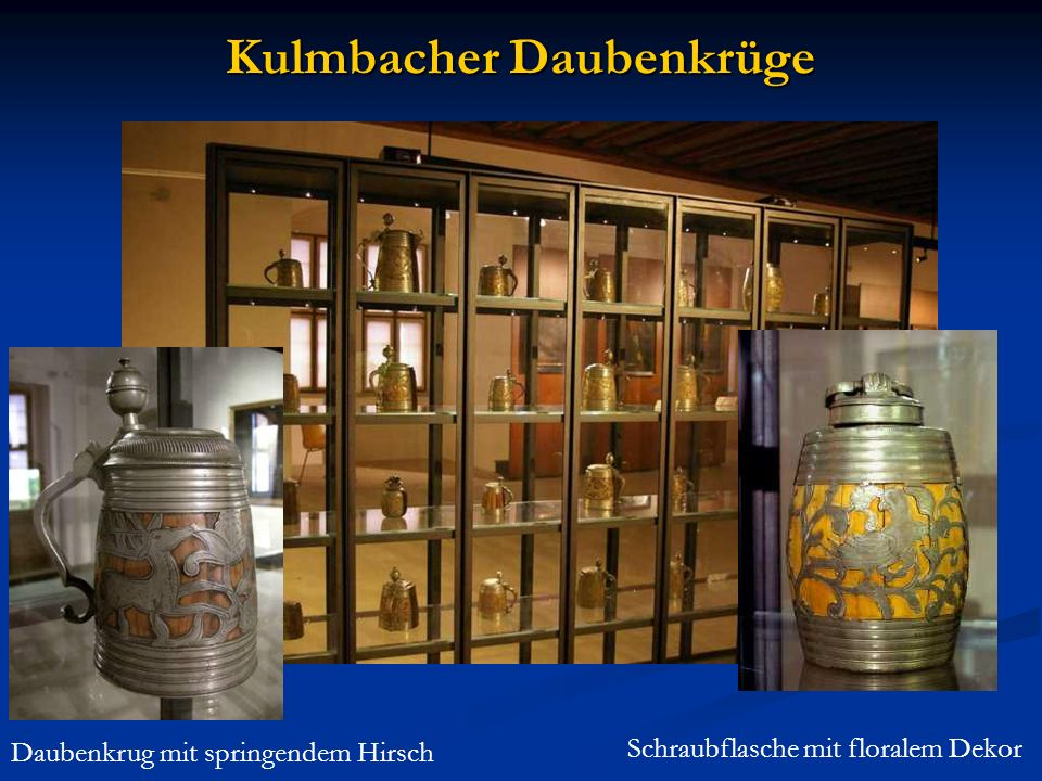 Kulmbacher Daubenkrüge