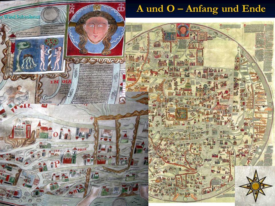 A und O – Anfang und Ende Der Wind Subsolanus