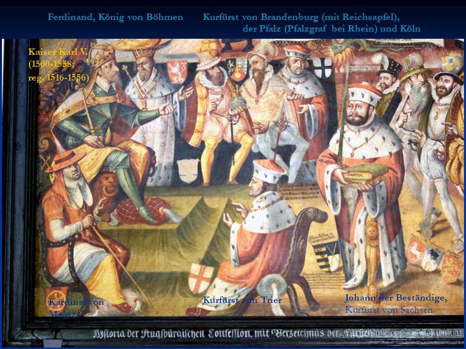 Ferdinand, König von Böhmen