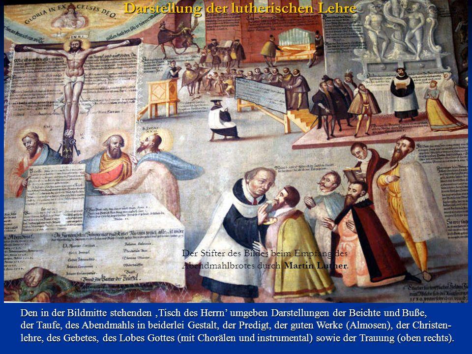 Darstellung der lutherischen Lehre