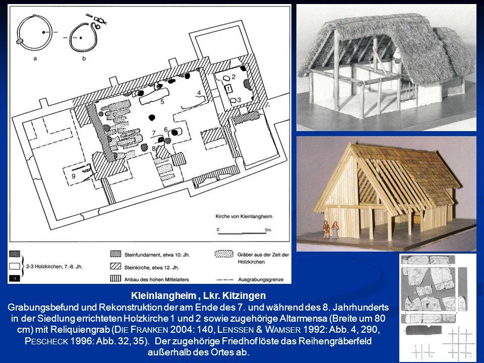 Kleinlangheim , Lkr. Kitzingen