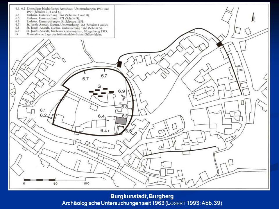 Burgkunstadt, Burgberg