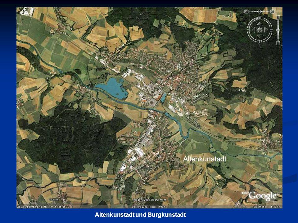 Altenkunstadt und Burgkunstadt