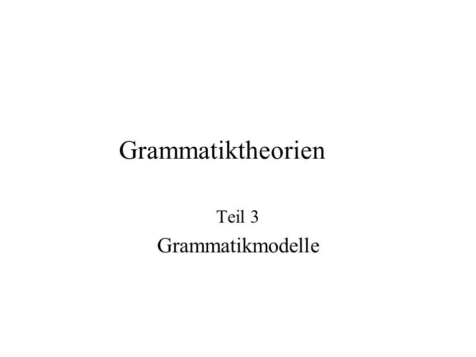 Teil 3 Grammatikmodelle