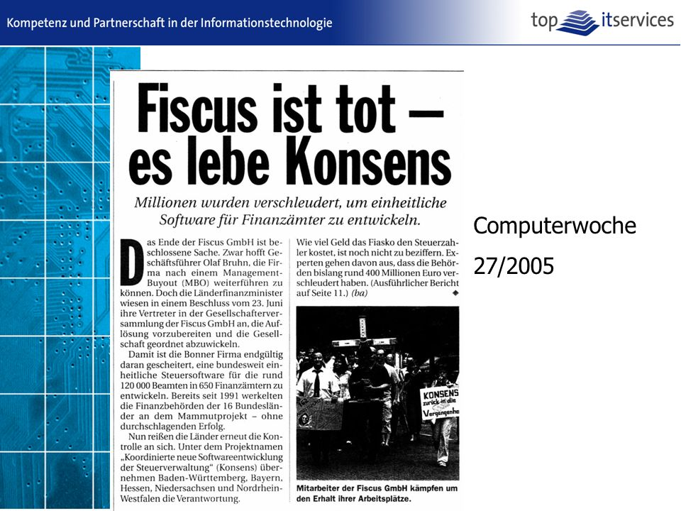 Computerwoche 27/2005