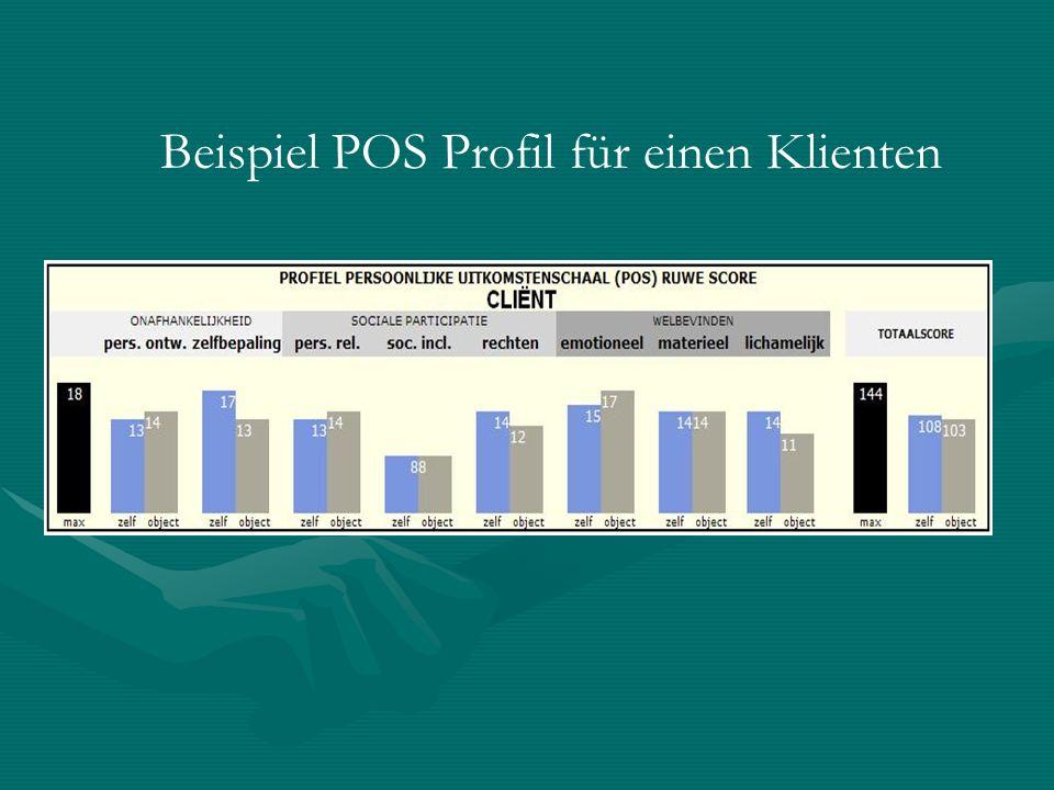 Beispiel POS Profil für einen Klienten