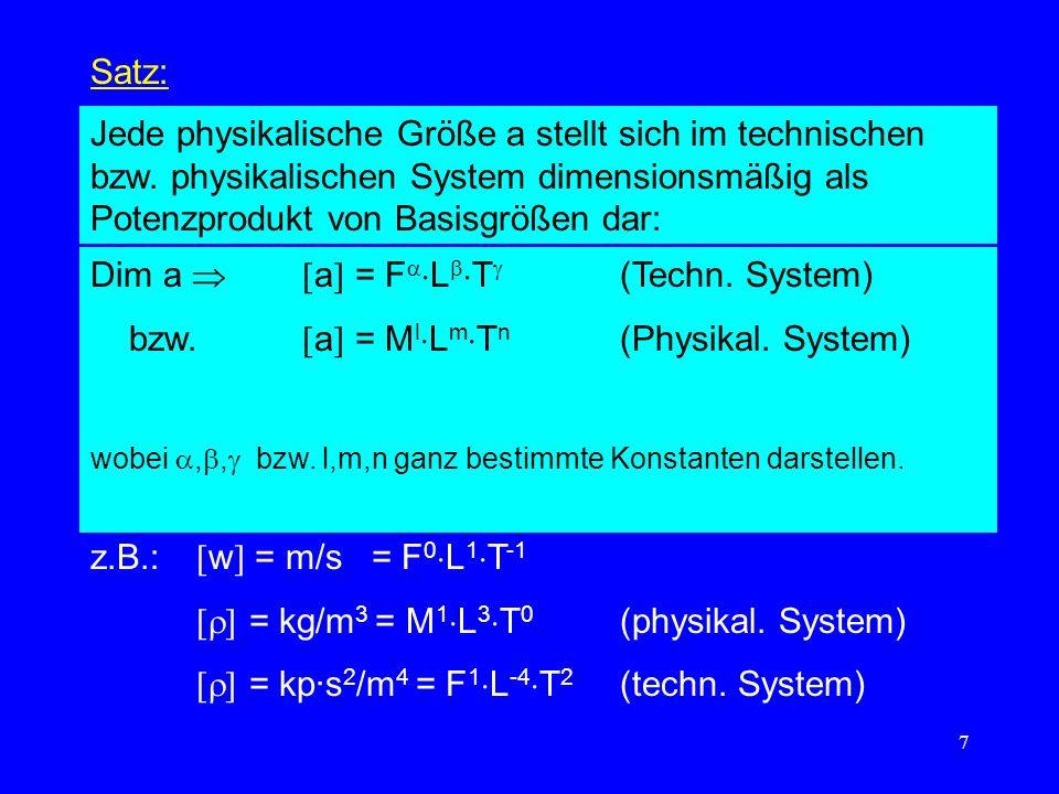 Dim a  a = FLT (Techn. System)