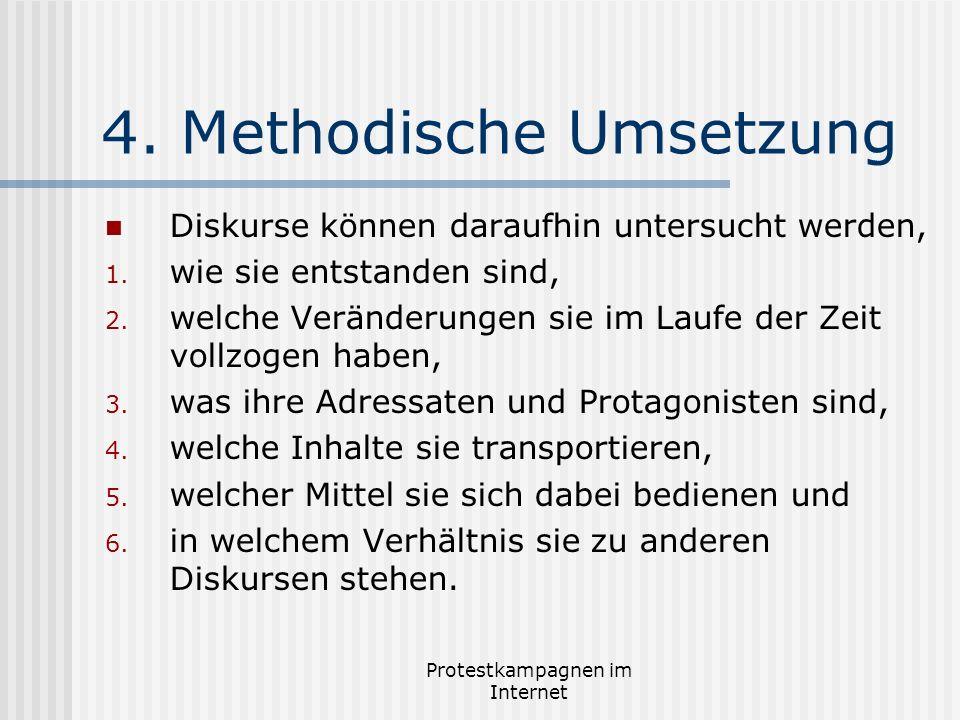 4. Methodische Umsetzung