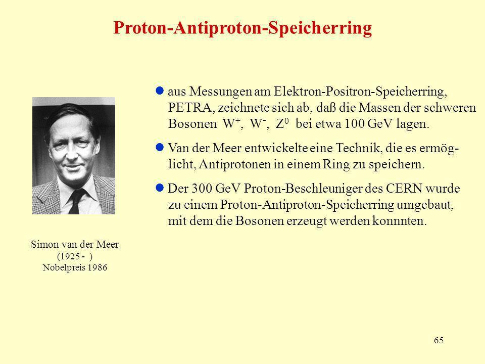 Proton-Antiproton-Speicherring