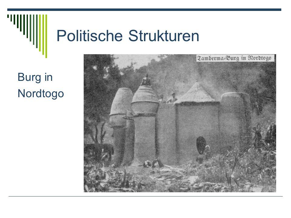 Politische Strukturen