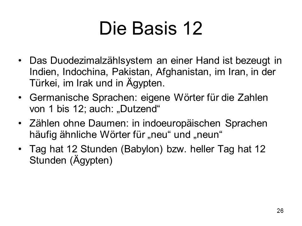 Die Basis 12