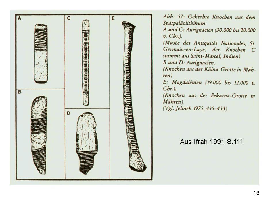 Aus Ifrah 1991 S.111