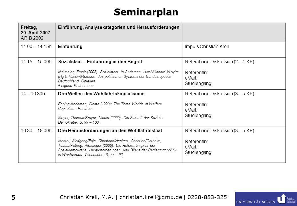 Einführung, Analysekategorien und Herausforderungen