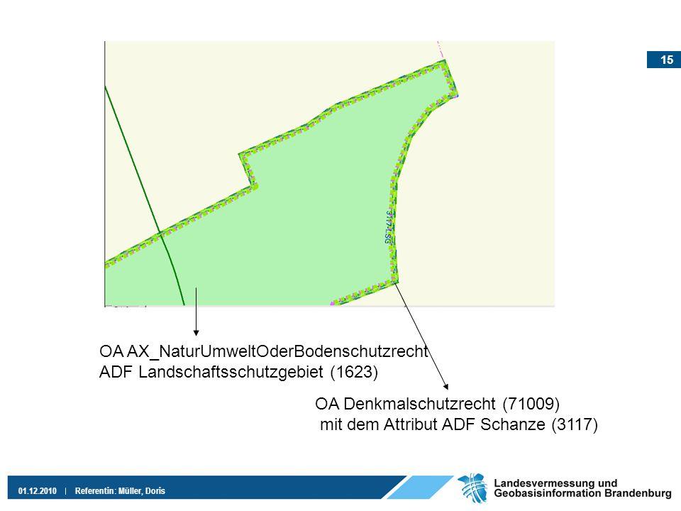 OA AX_NaturUmweltOderBodenschutzrecht