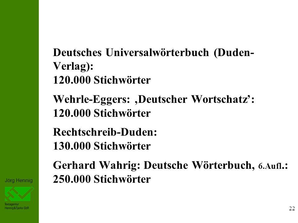 Deutsches Universalwörterbuch (Duden- Verlag): 120.000 Stichwörter