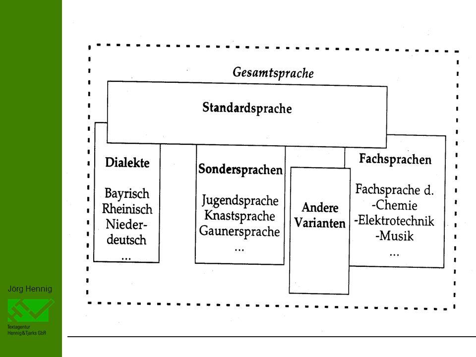 Gruppensprache: Unterscheidung von anderen Gruppen - Stabilisierung der Gruppe