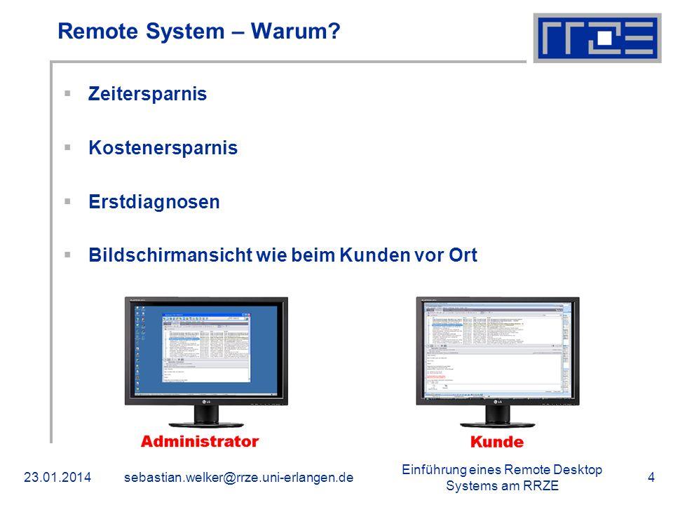 Remote System – Warum Zeitersparnis Kostenersparnis Erstdiagnosen