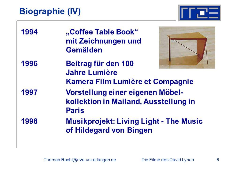 """Biographie (IV) 1994 """"Coffee Table Book mit Zeichnungen und Gemälden"""