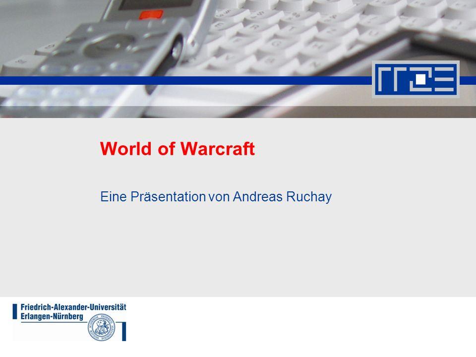 Eine Präsentation von Andreas Ruchay