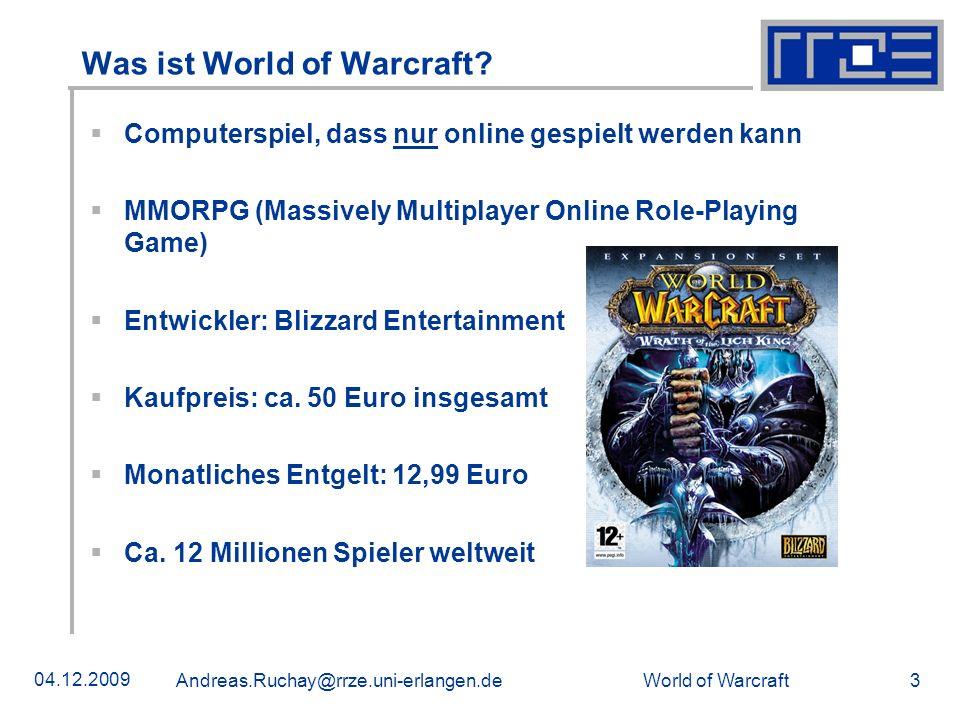 Was ist World of Warcraft