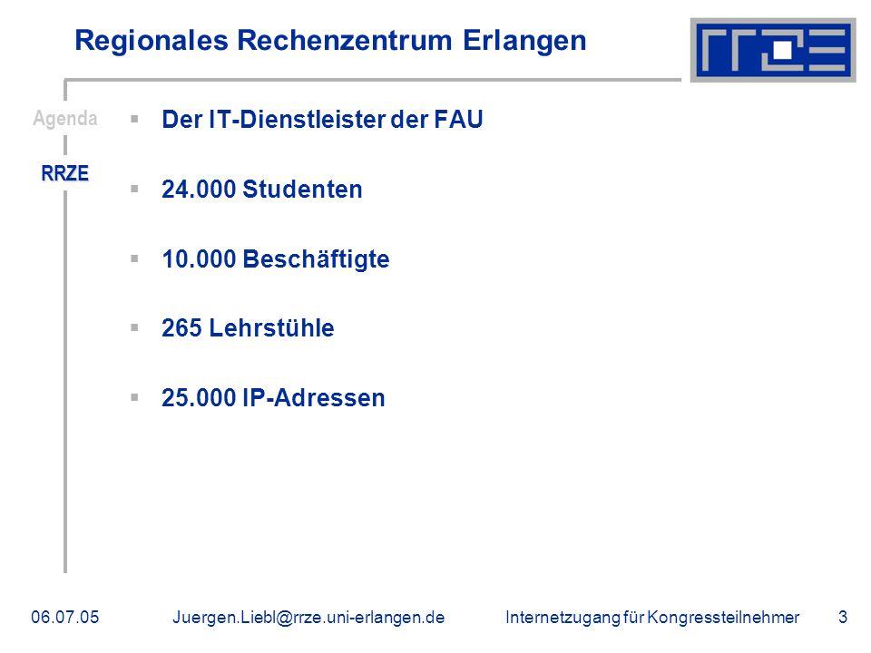 Regionales Rechenzentrum Erlangen