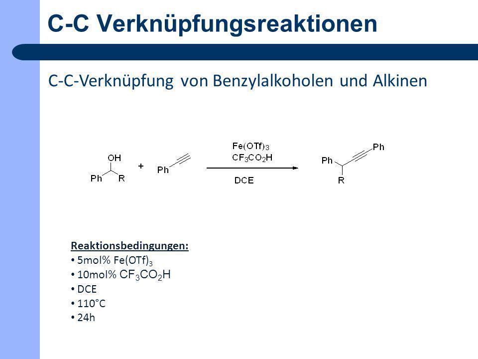 C-C Verknüpfungsreaktionen