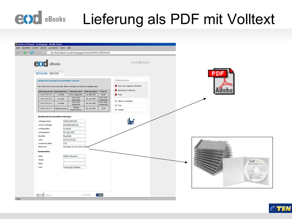Lieferung als PDF mit Volltext