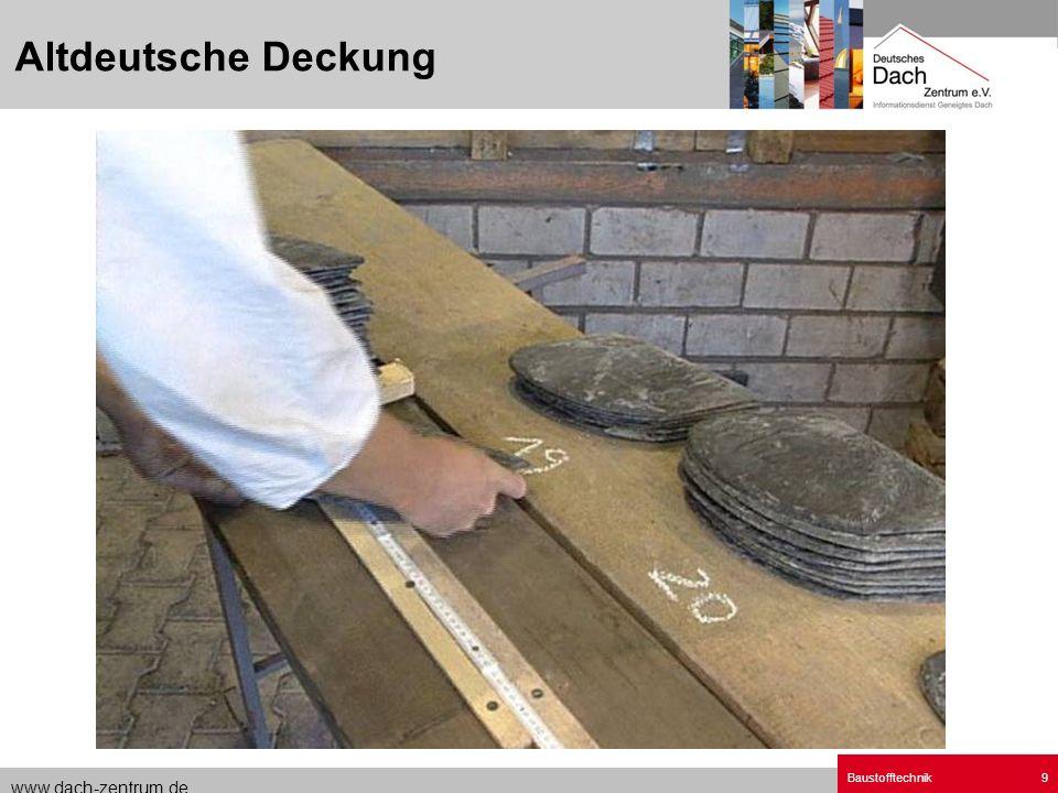 Altdeutsche Deckung Grundlagen.ppt