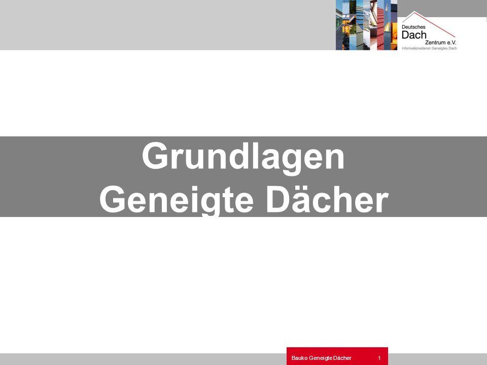 Grundlagen Bauko Geneigte Dächer.ppt
