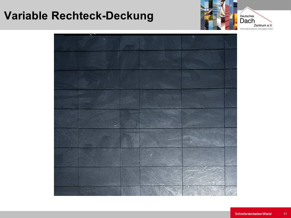 Variable Rechteck-Deckung