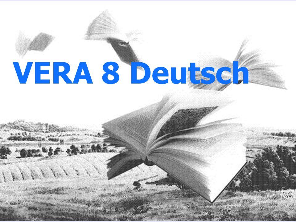 VERA 8 Deutsch