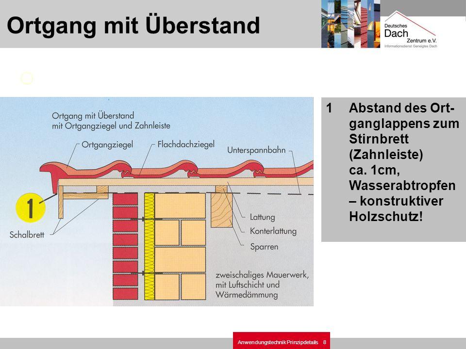 Anwendungstechnik Dachdeckungen Prinzipdetails.ppt