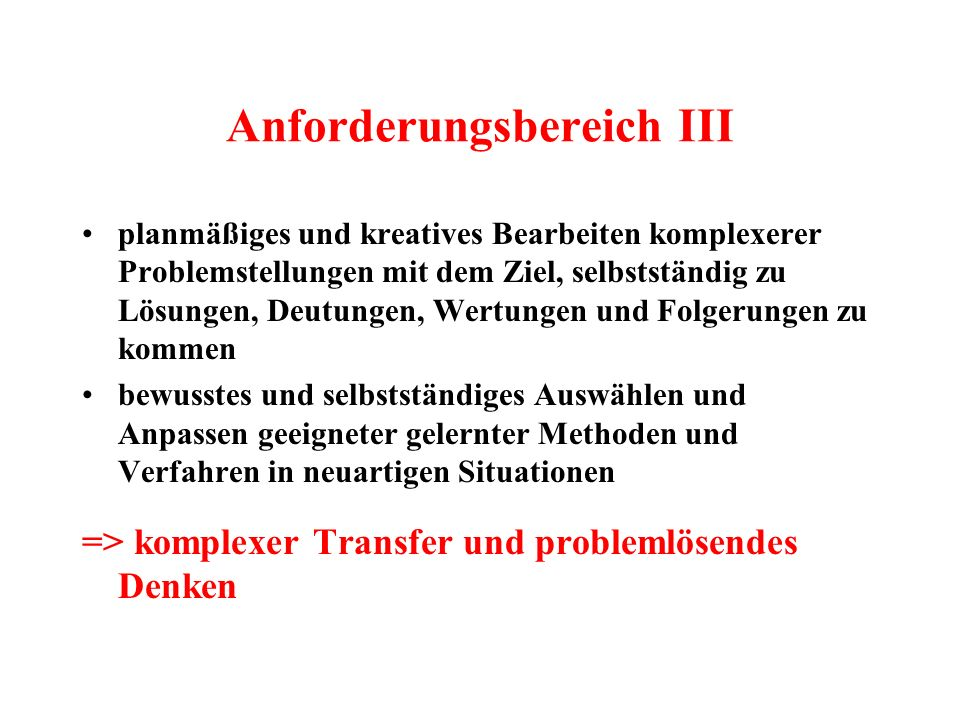 problemlösendes denken definition