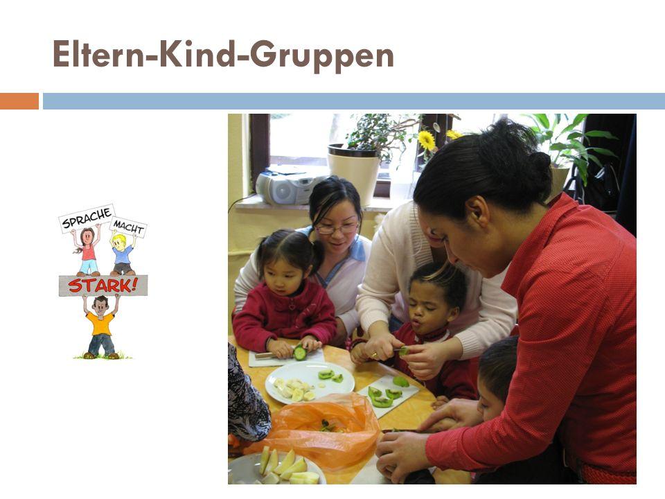 Eltern-Kind-Gruppen