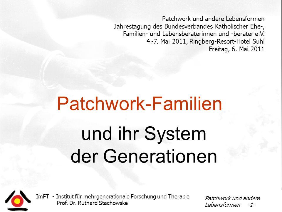 und ihr System der Generationen