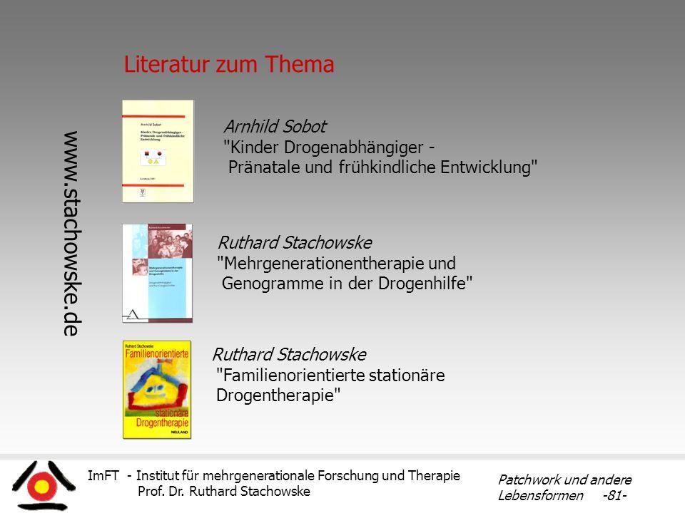 Literatur zum Thema www.stachowske.de