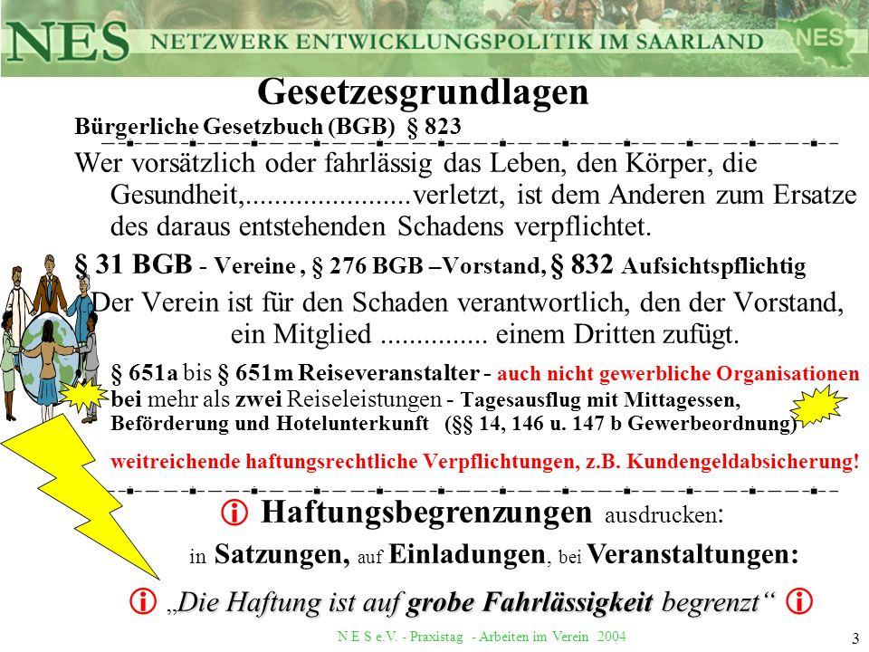 Gesetzesgrundlagen Bürgerliche Gesetzbuch (BGB) § 823.
