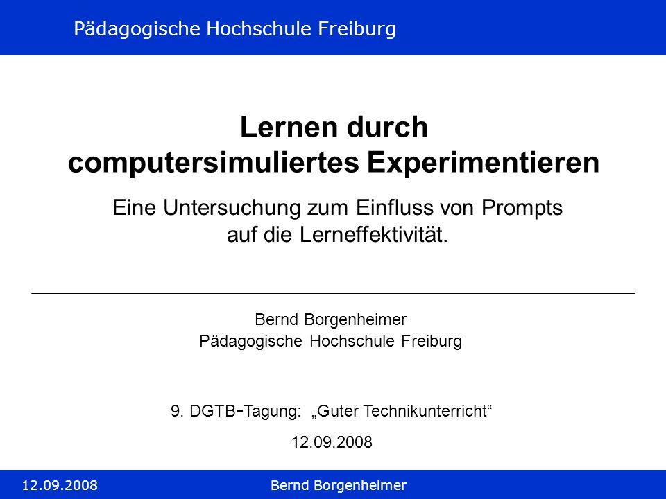 computersimuliertes Experimentieren