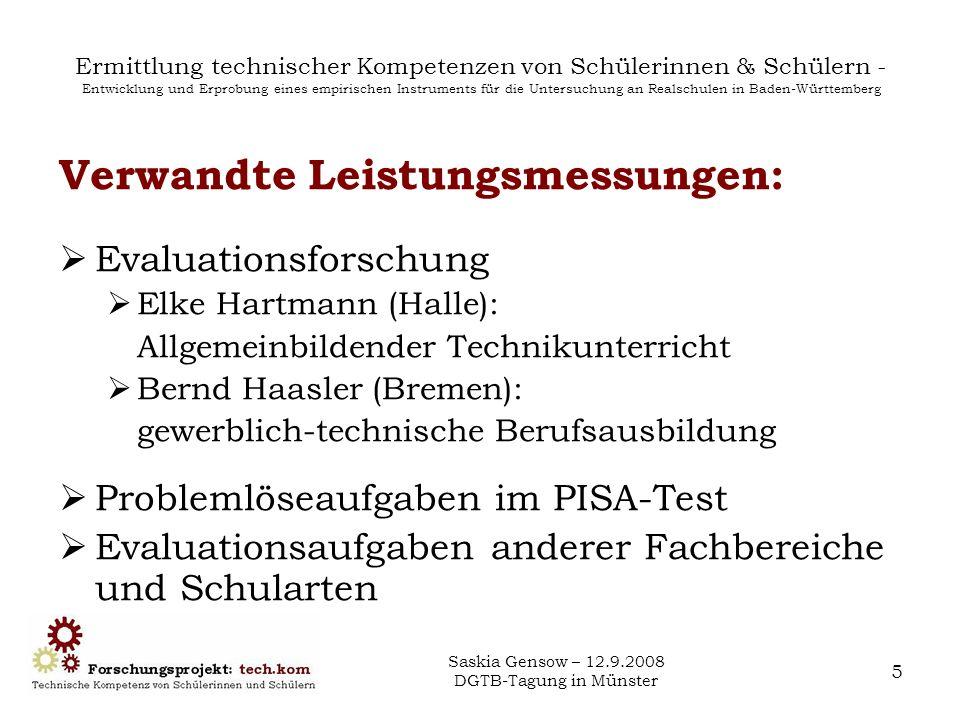 DGTB-Tagung in Münster