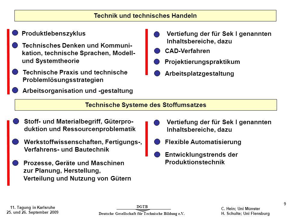 Technik und technisches Handeln