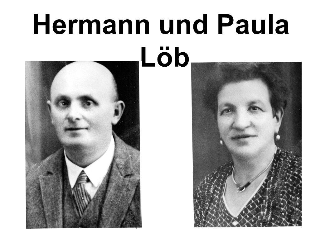 Hermann und Paula Löb