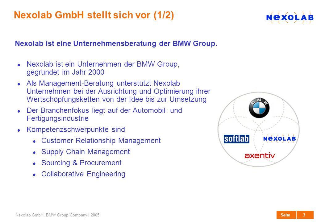 Nexolab GmbH stellt sich vor (1/2)