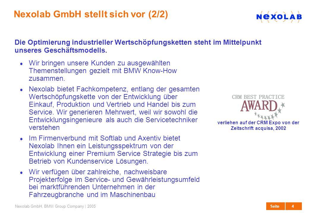 Nexolab GmbH stellt sich vor (2/2)