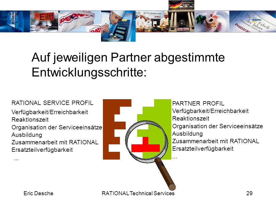 RATIONAL Technical Services