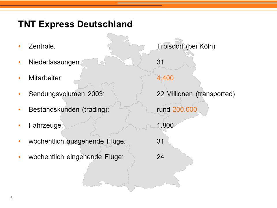 TNT Express Deutschland